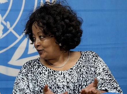 MISAHEL : Visite de courtoisie de Hiroute Gebre Sellassie, Envoyée spéciale de Ban Ki-Moon pour le Sahel