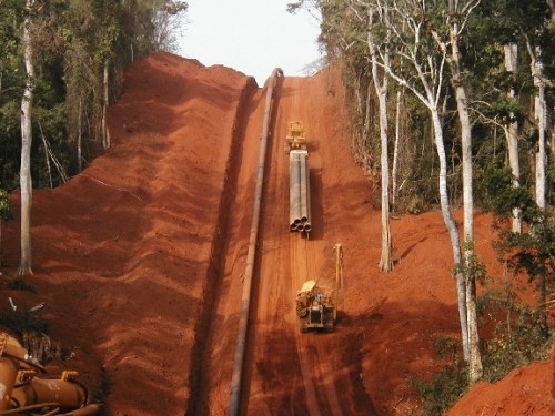 Le pipeline Tchad-Cameroun ne fonctionne qu'à 50% de ses capacités optimales