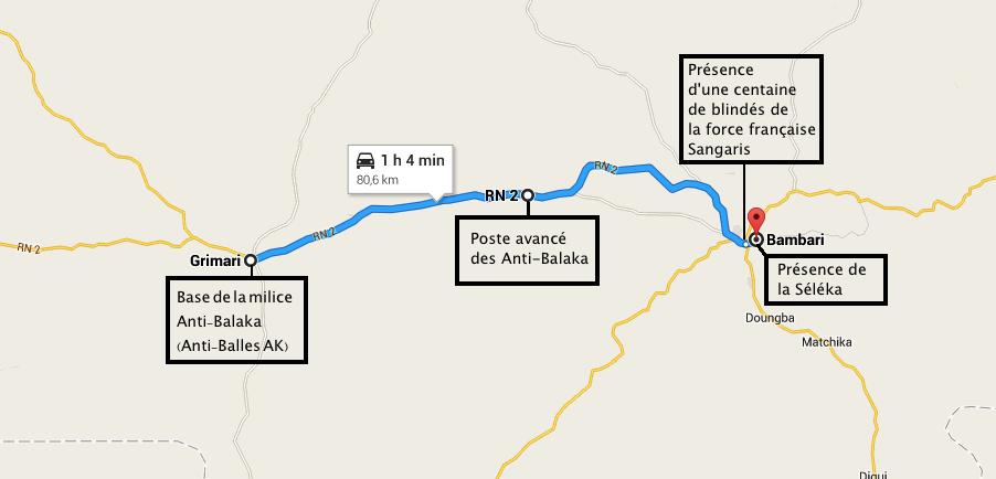 Centrafrique : Comprendre l'opération de Bambari et le risque d'un nettoyage ethnique