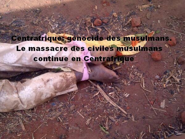RCA : Denonciation du discours de la Présidente Samba Panza