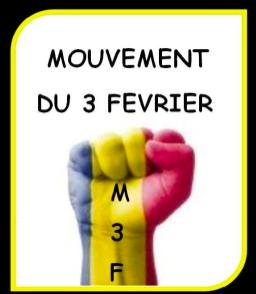 Communiqué du Mouvement du 3 février (M3F) sur l'état de la santé au Tchad