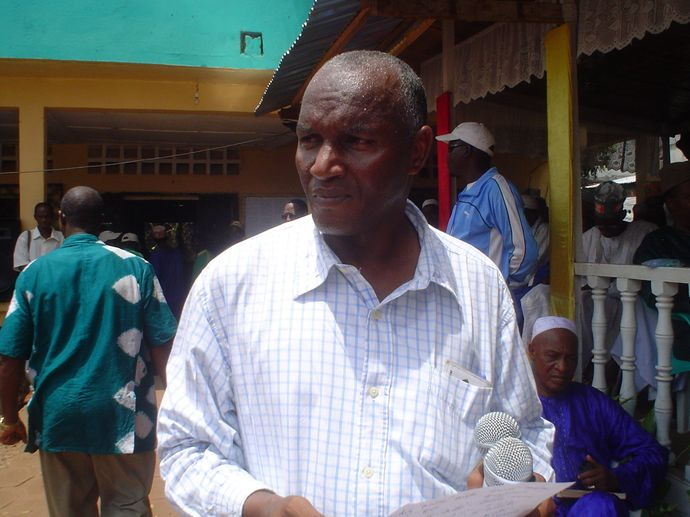 Guinée : Bano Sow nommé Vice Président de l'UFDG chargé des affaires politiques