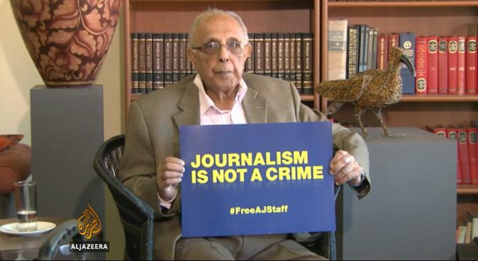 Egypt to release hunger-striking Al Jazeera journalist