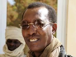 Le Président Idriss Déby; Crédit photo : Sources