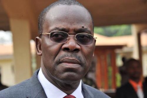 L'actuel Premier ministre centrafricain. Crédit photo : Sources