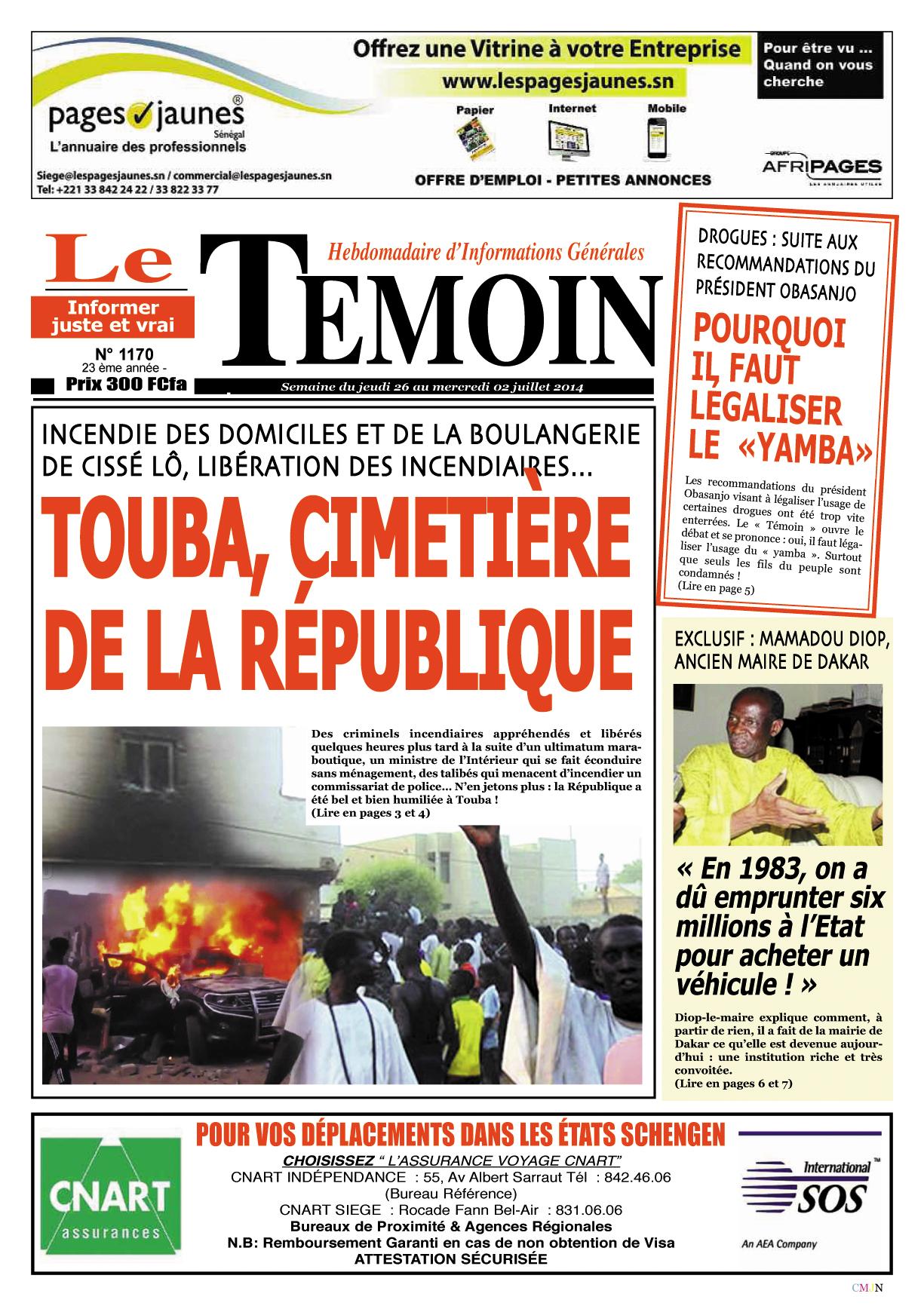 Sénégal : «  Khalifa Sall a une très forte expérience politique locale pour avoir été le plus jeune adjoint au maire de tous les temps… »