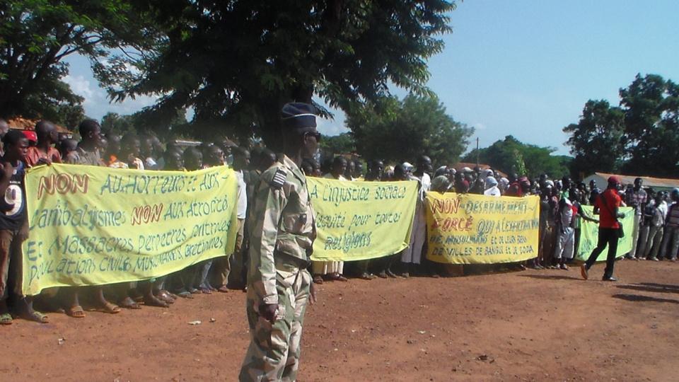 Pistes possibles de résolution durable de la crise centrafricaine : Préalables, acteurs et thématiques