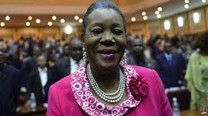 La Présidente centrafricaine. Crédit photo : sources