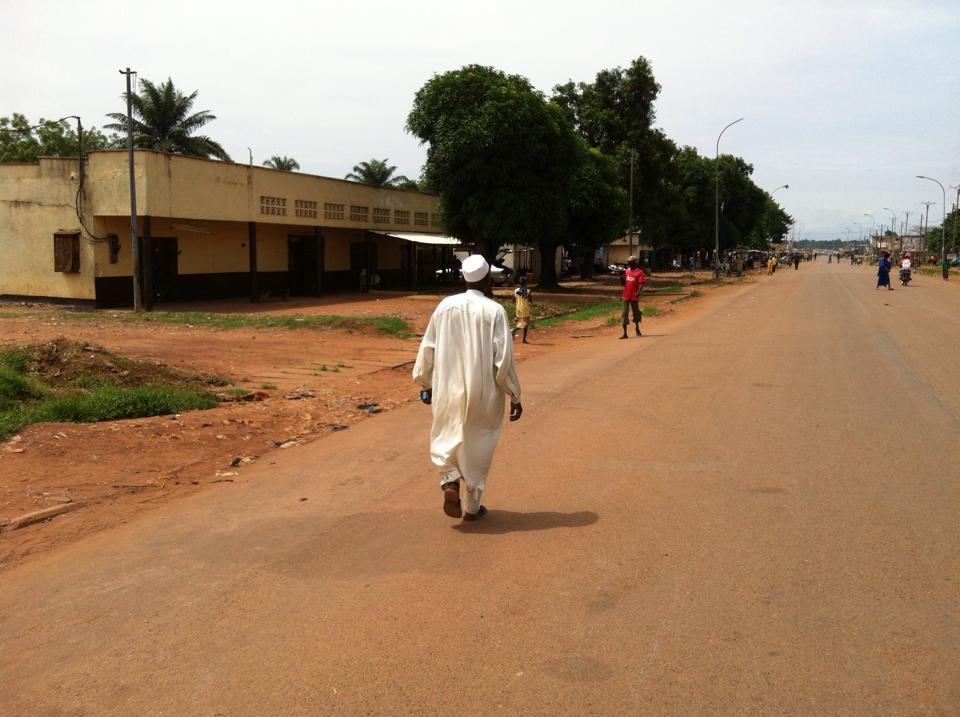Centrafrique : En direct de BAMBARI