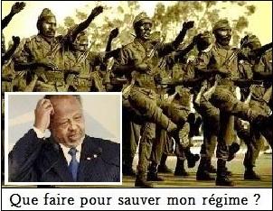 Djibouti : Depuis la tentative de coup d'état du 17 Juillet 2014, le dictateur jeûne la peur au ventre