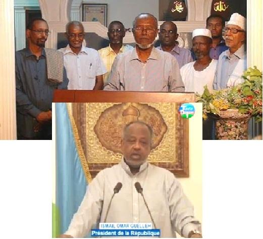 Djibouti : Un plan de sortie de crise, pour que notre pays renaisse de ses cendres