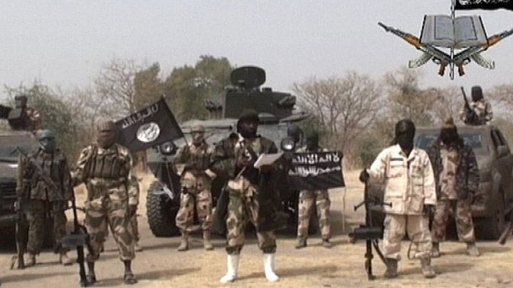Boko Haram. Crédit photo : Sources