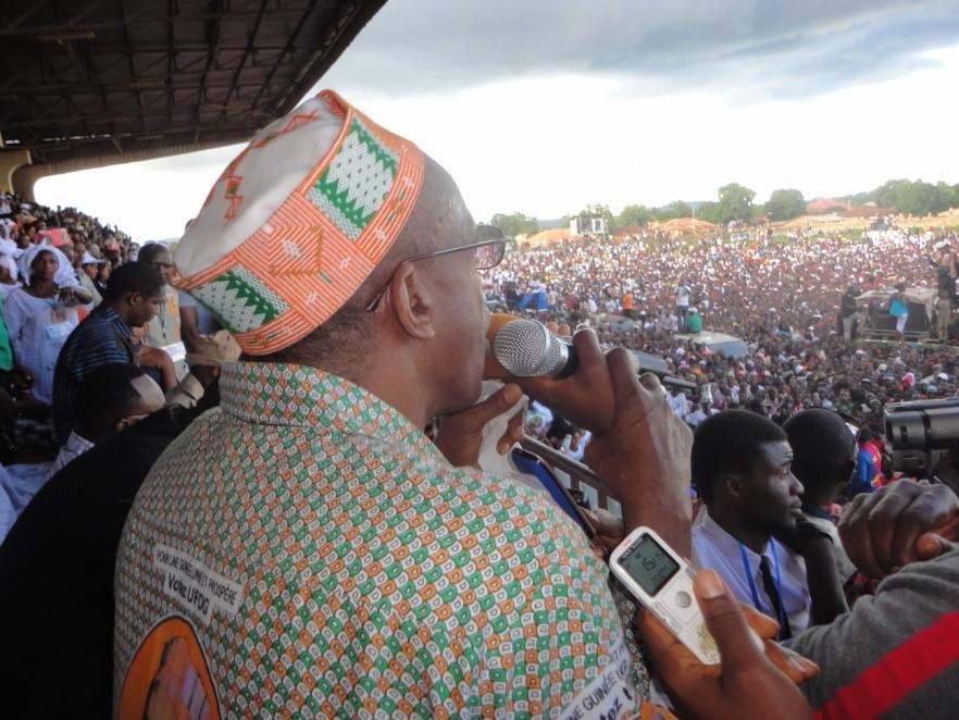Démenti : Elhadj Habib Fady Diallo, Directeur de campagne de la fédération de Labé, plus que jamais UFDG