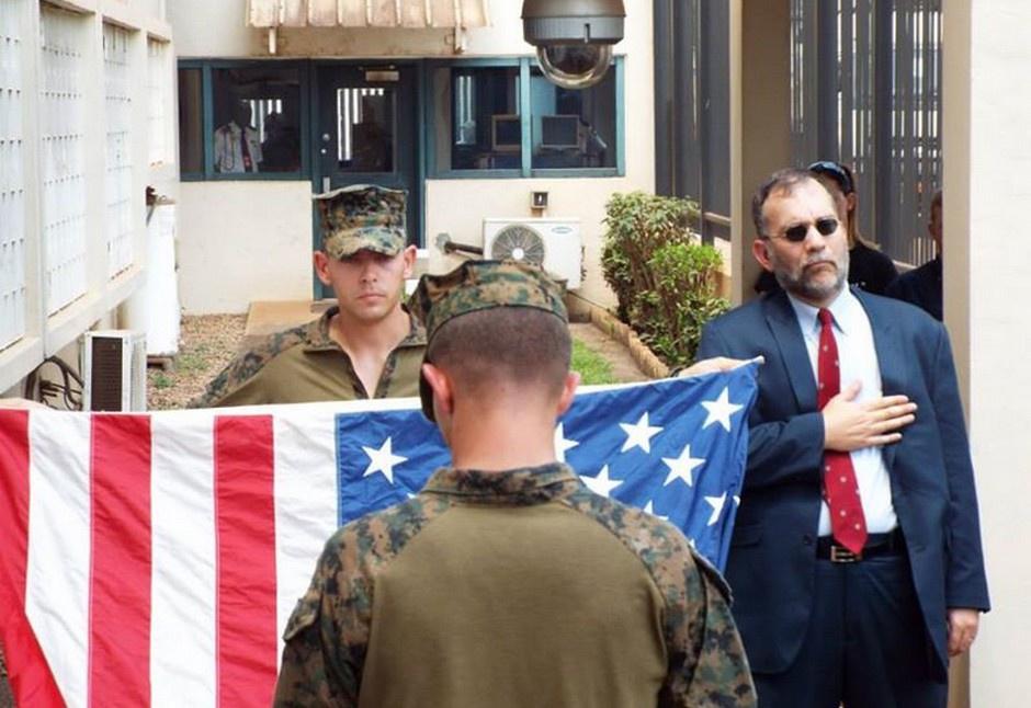 Etats Unis : Reprise des activités durant la réouverture de l'ambassade américaine à Bangui