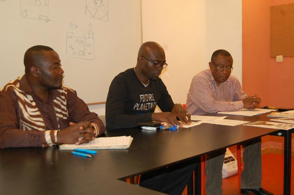 Belgique: La diaspora progressiste camerounaise réunie au sein du CODE interpelle Blaise Compaoré au sujet de l'assassinat de Guerandi Mbara