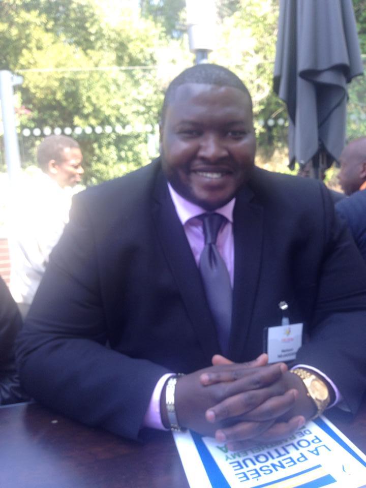 Nelson Ndjadder, je suis le président du FRD, mouvement politico-militaire en Centrafrique