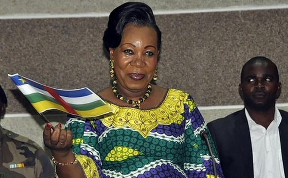 Centrafrique : Don angolais, le point de Droit qui vitrifie Samba-Panza