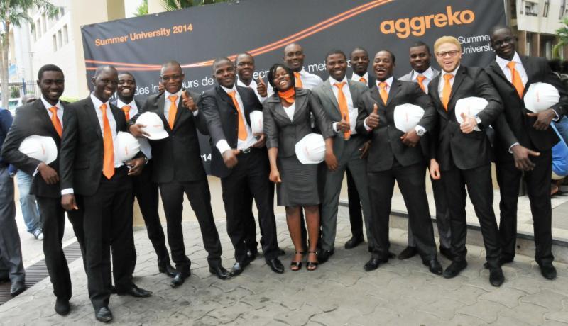 Aggreko étend son programme de formation au Tchad