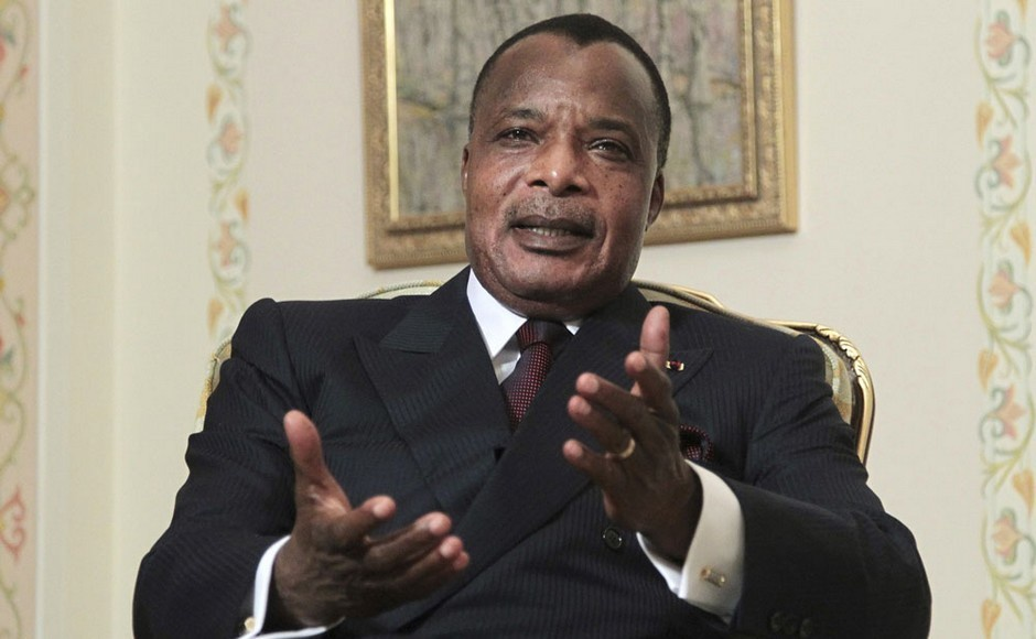 Congo-Brazza : Sassou N'Guesso bloque l'enquête sur le don angolais en RCA