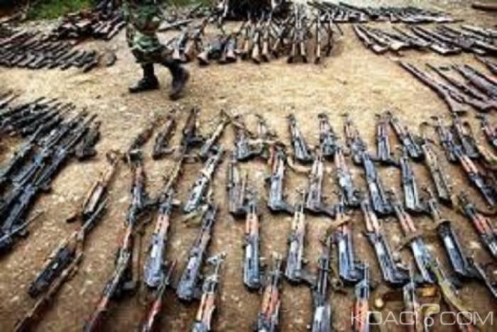 Cameroun: Des armes et des munitions en provenance du Tchad saisies à Kousserie