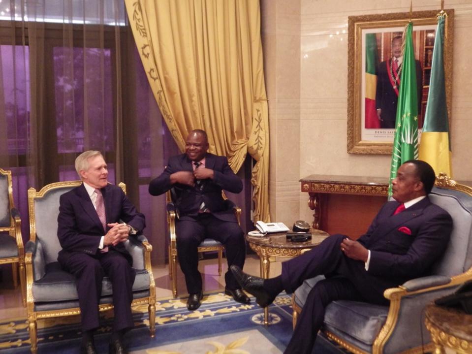 Afrique/sécurité : les USA déterminés à la sécurisation du Golf de Guinée