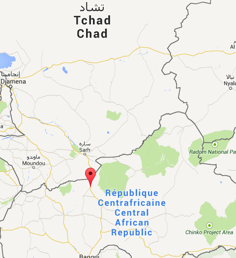 Centrafrique : Baba Laddé aperçu au village Bateldje ?