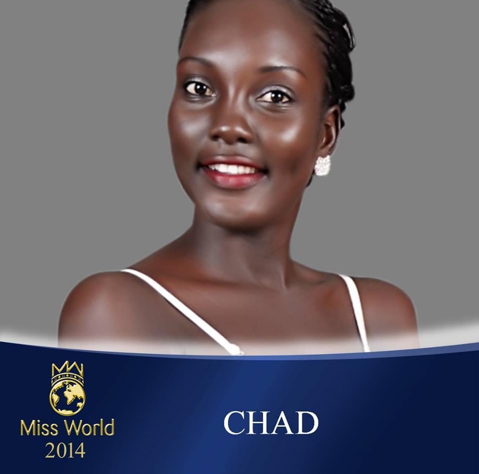 Election Miss Monde : Votez pour le Tchad avec Sakadi Djivira