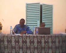 Tchad : Conférence-débat sur les potentialités de la gomme arabique dans la région du Salamat.
