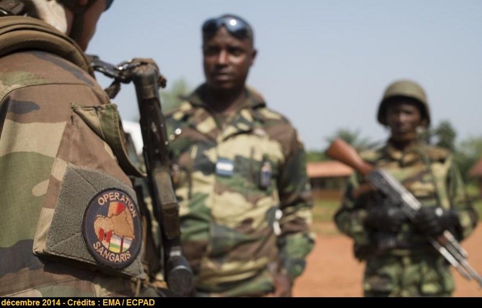 Centrafrique : Processus de sélection et de réintégration des ex-FACA (armée centrafricaine)