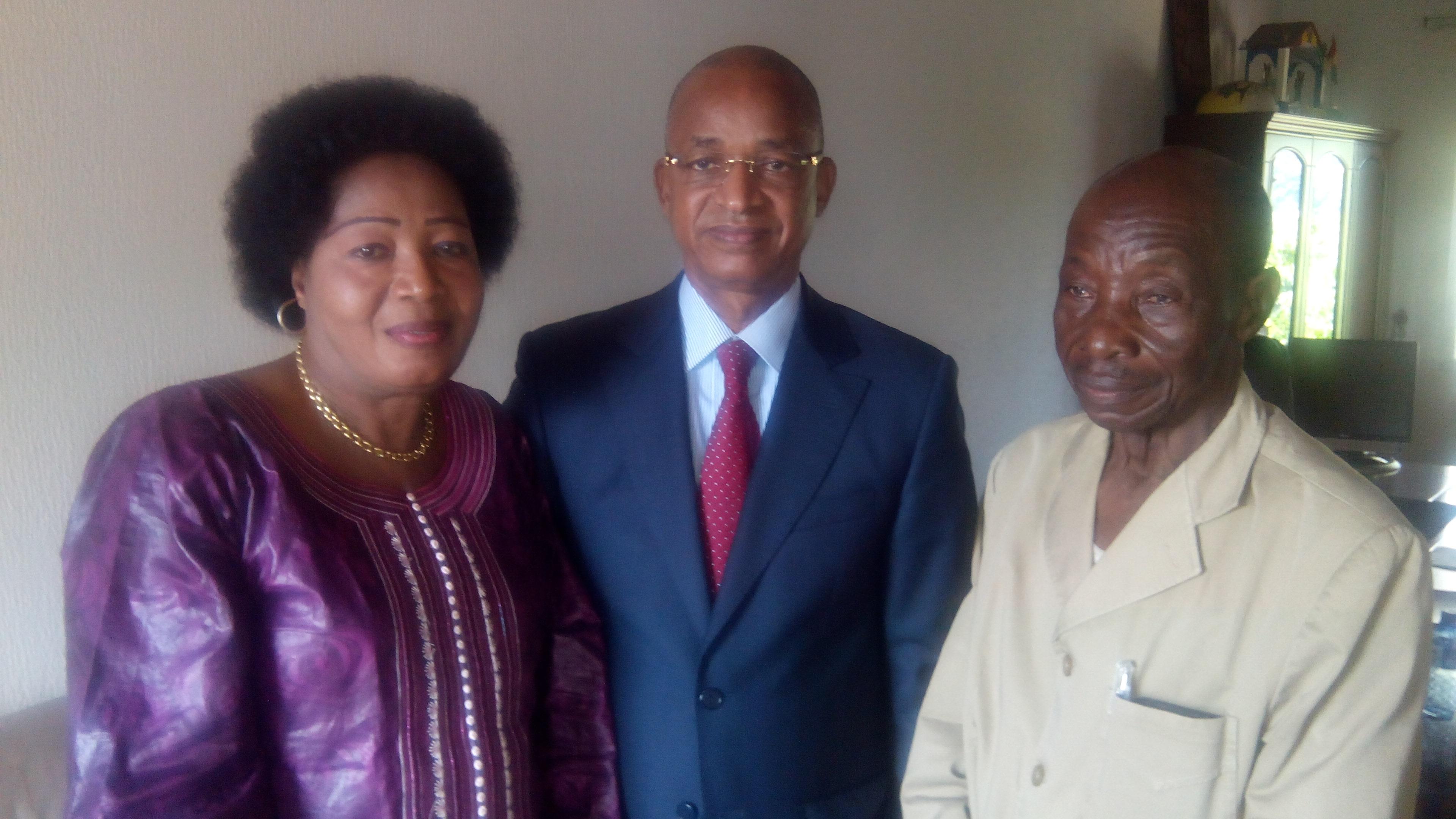 Guinée : L'UFDG enregistre l'adhésion de deux grandes personnalités du Mandingue