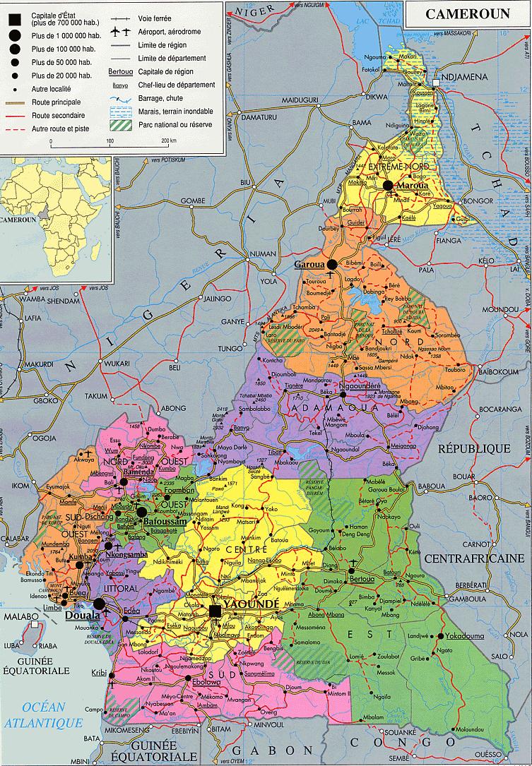 Boko Haram va t-elle s'emparer de l'extrême Nord camerounais?