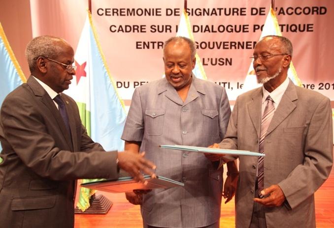 Djibouti : Accord ou entente ?