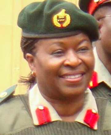 AFRICAN UNION LOSES ITS FIRST FEMALE DEFENCE ATTACHE