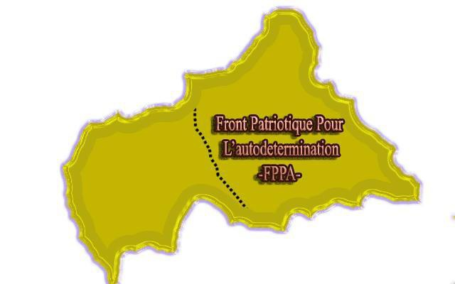 Rca: Le Front Patriotique Pour L'Autodetermination -FPPA- condamne la prise d'otage