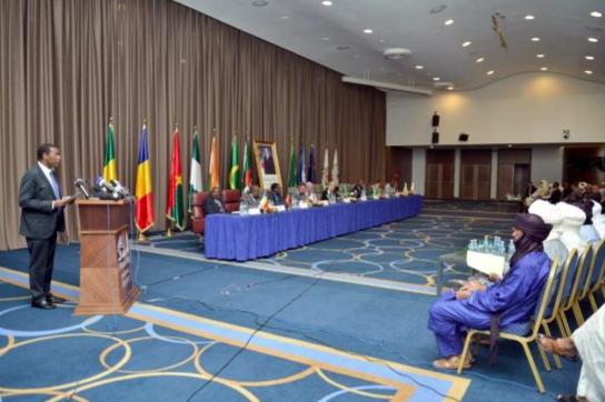 Rapport annuel de la MISAHEL : En 2015, nous ferons la guerre au terrorisme !