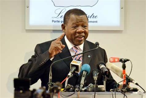 COMMUNIQUE DE PRESSE n° 20150210/00035 relatif à la saisine de la Cour Suprême de Justice ou à la promulgation par le président de la République Démocratique du Congo