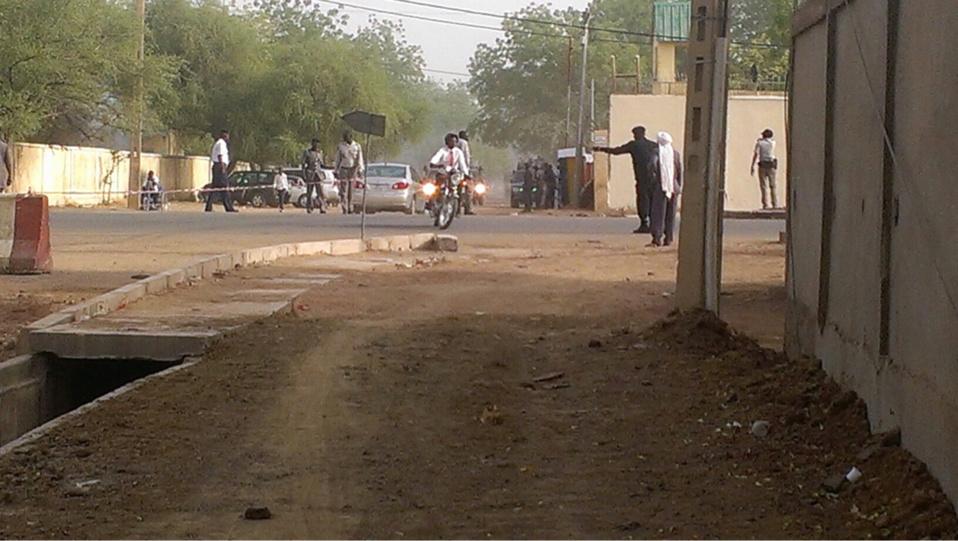 Tchad: Manifestation ce matin contre le port de casque