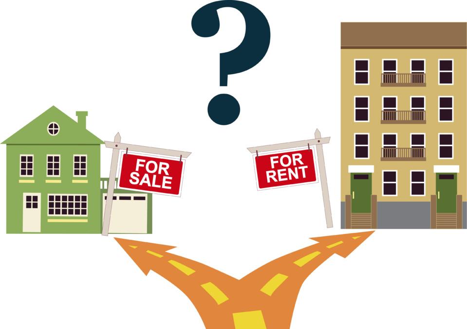 Immobilier : Que choisir, la location ou l'achat ?