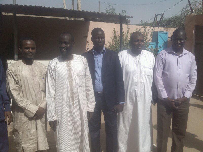 Tchad : Mahamat Saleh Ben Malala devient Président de l'Union des journalistes