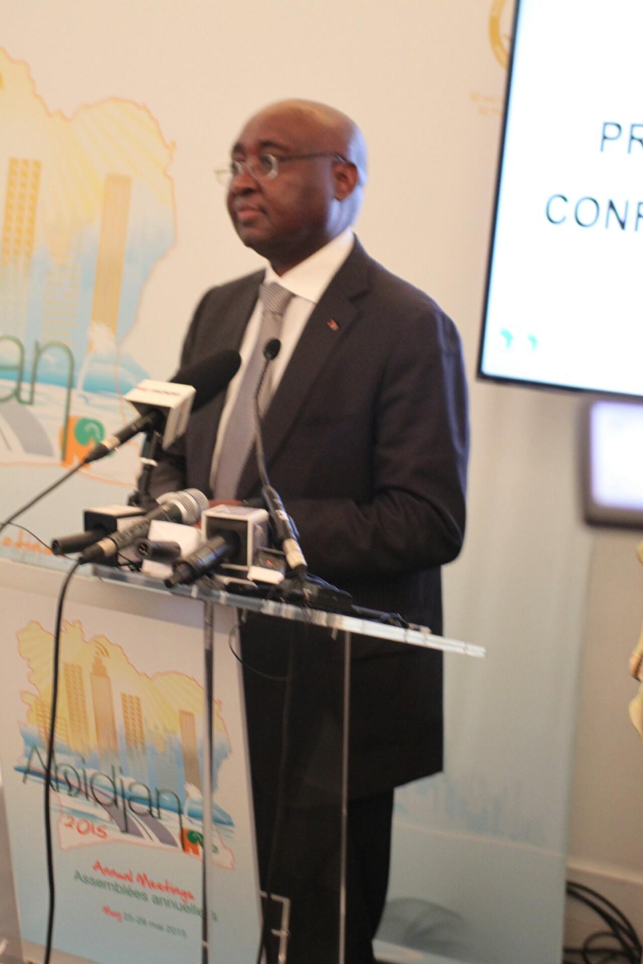 """La BAD a été gérée """"dans la plus grande transparence"""", assure Donald Kaberuka"""
