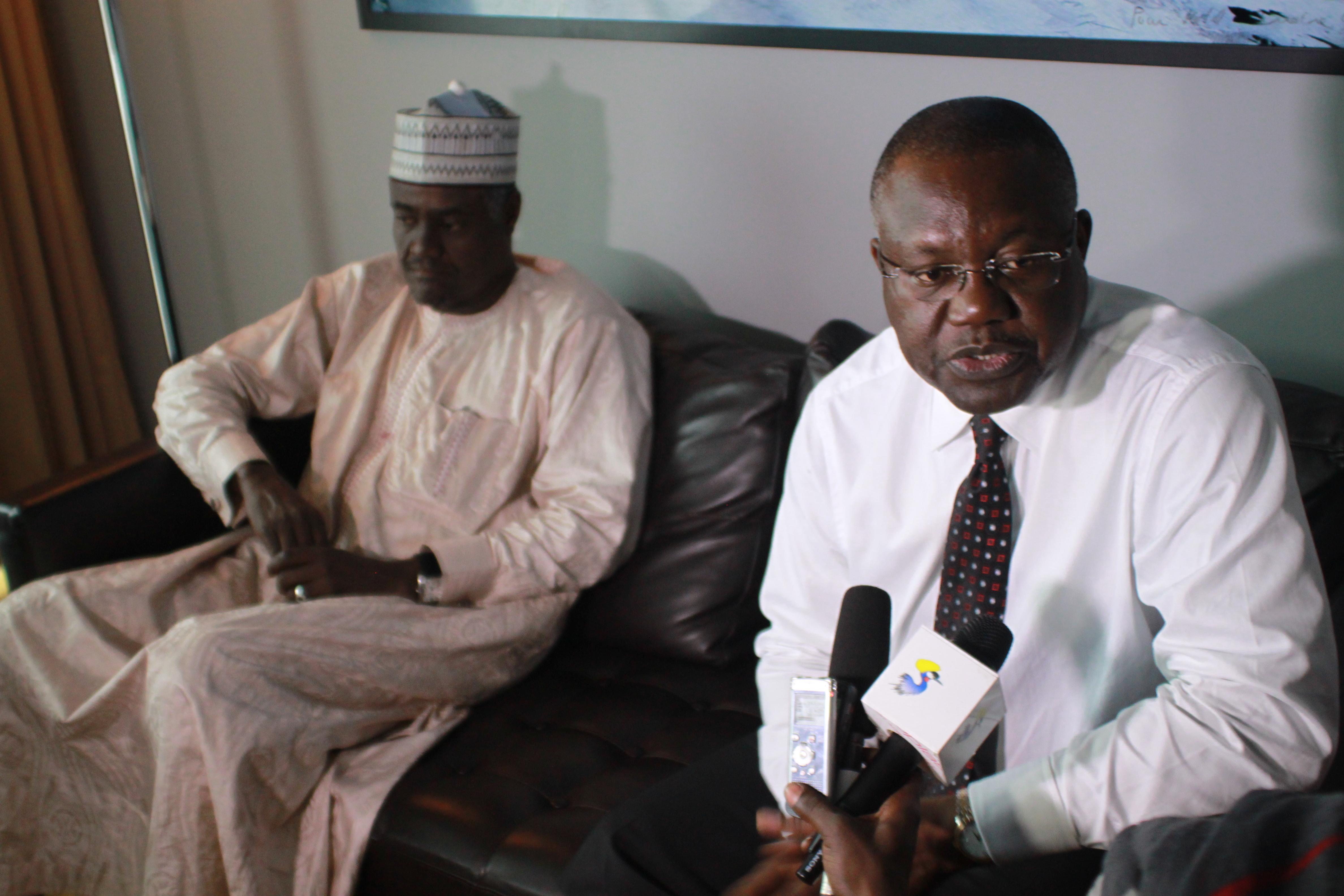 BAD : Le ministre Bedoumra Kordjé félicite la presse tchadienne pour la médiatisation