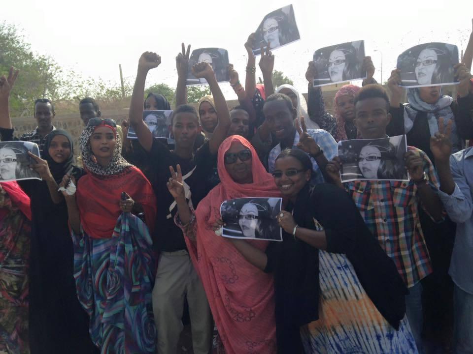 DJIBOUTI : Arrestation d'une vingtaine des fans venus accueillir la diva Nima Djama Miguil