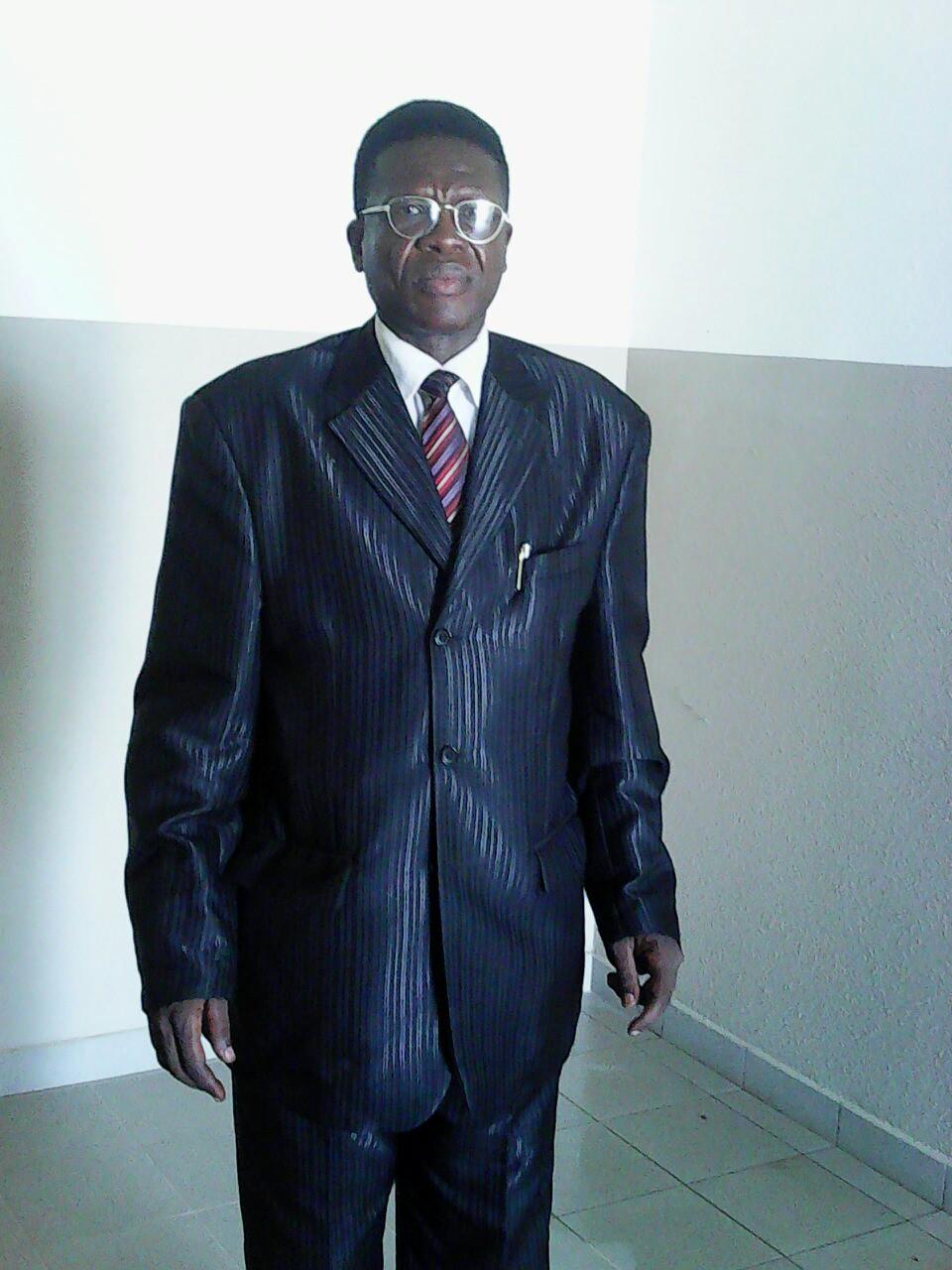 Le professeur Evariste Tol appelle les tchadiens à réfléchir pour tracer un plan de développement