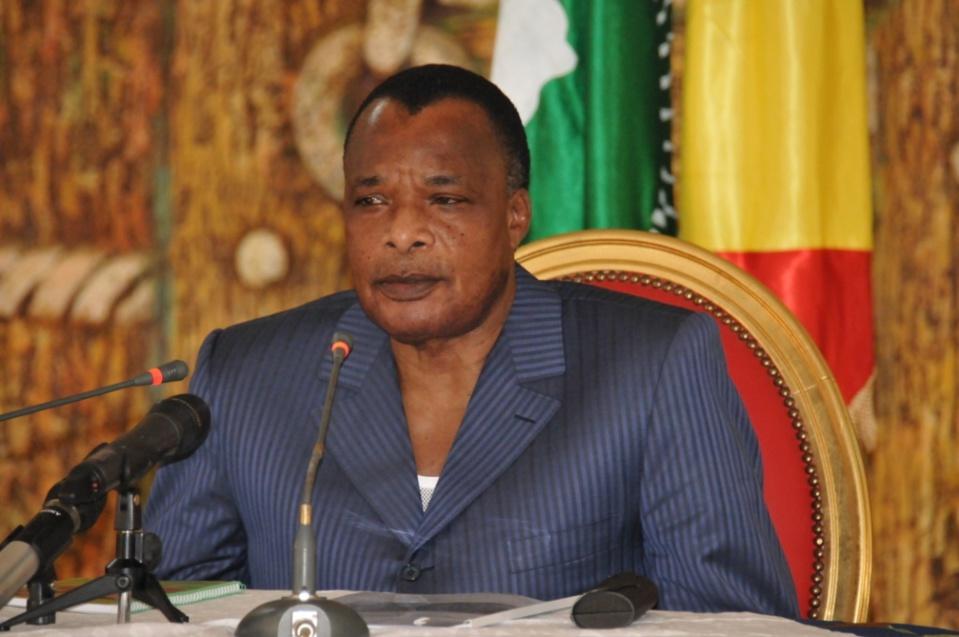 Message du président congolais, Denis Sassou NGuesso, suite aux consultations présidentielles
