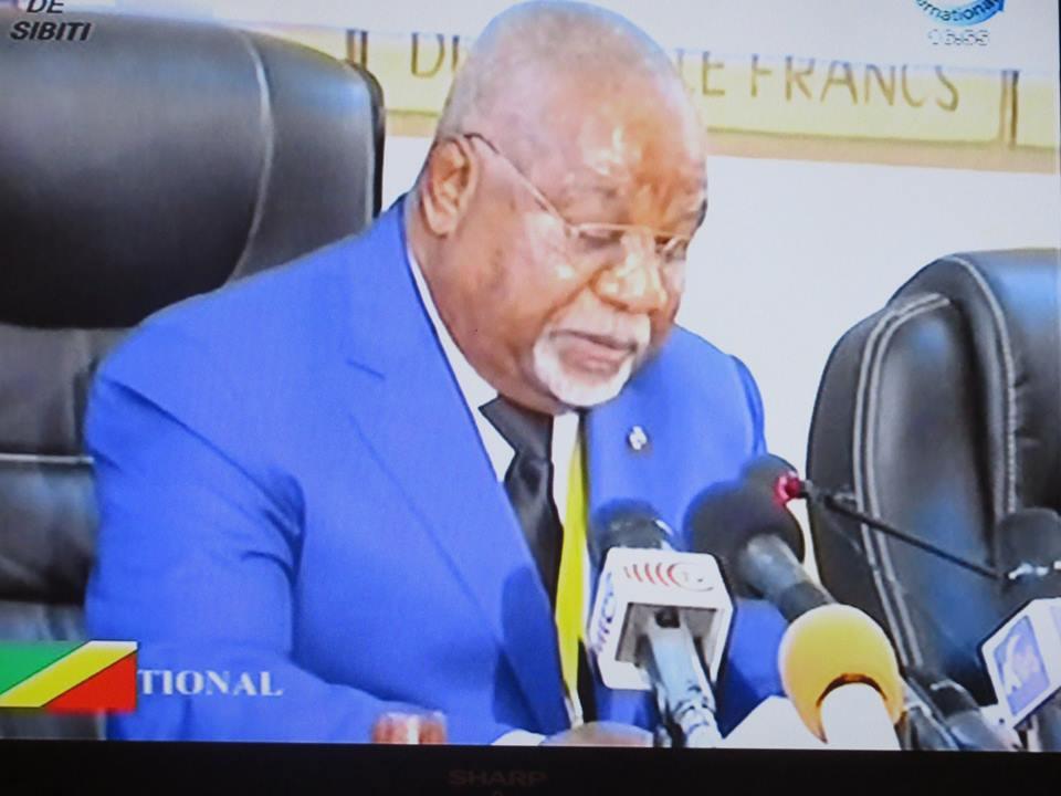 Congo/Dialogue Nationale : Le présidium des travaux confié au Senateur Obami Itou