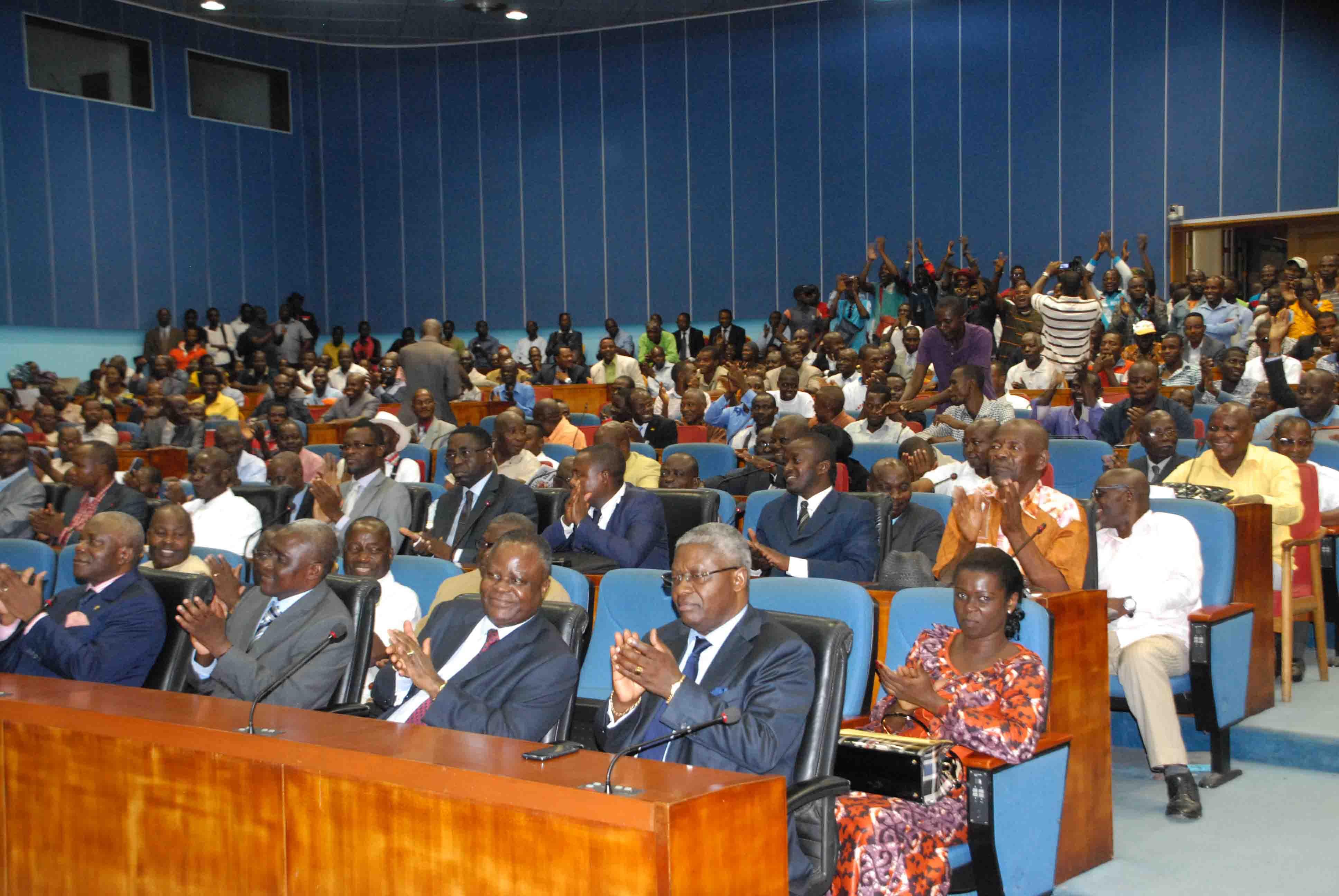 L'opposition Congolaise organise un dialogue alternatif