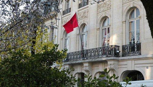 Des activistes africains radicaux font intrusion dans l'Ambassade du Maroc à Paris