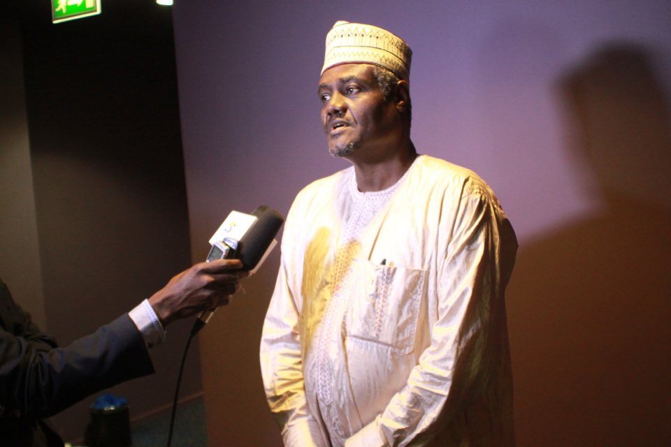 Le chef de la diplomatie tchadienne, Moussa Faki. Alwihda Info