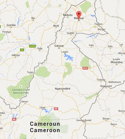 Cameroun : Un attentat kamikaze frappe la ville Maroua, au nord du pays