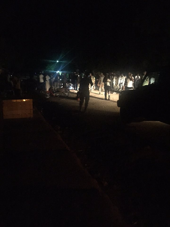 Urgent Maroua : Les premières images de l'Attentat